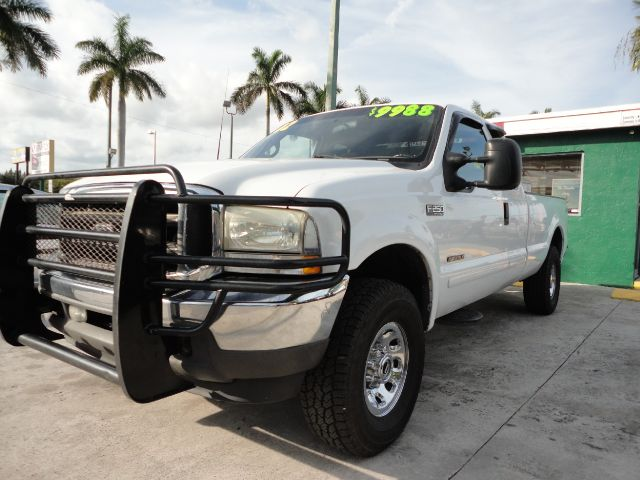 2002 Ford F-250 Super Duty