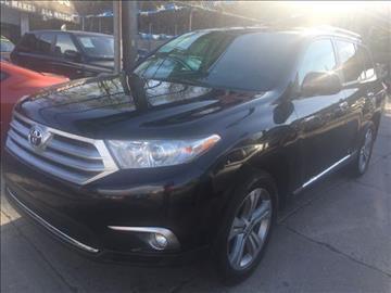 2012 Toyota Highlander for sale in Elmhurst, NY