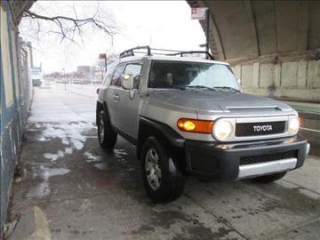 2007 Toyota FJ Cruiser for sale in Elmhurst, NY