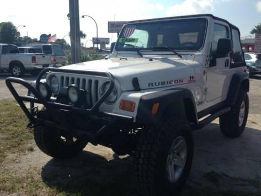 2004 Jeep Wrangler for sale in ORLANDO FL