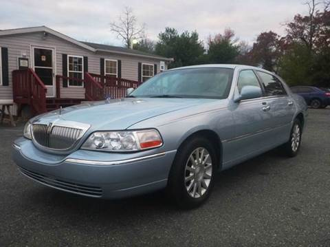 2006 Lincoln Town Car for sale in Joppa, MD