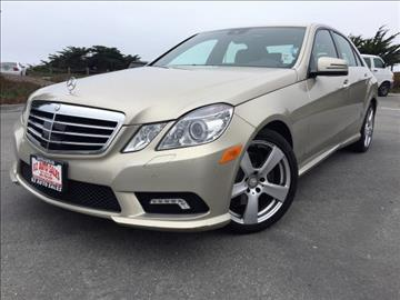 2010 Mercedes-Benz E-Class for sale in Daly City, CA
