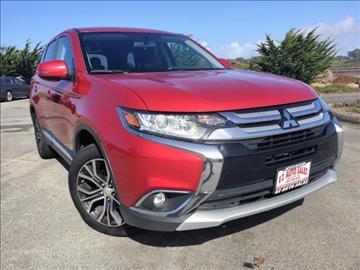 2016 Mitsubishi Outlander for sale in Daly City, CA