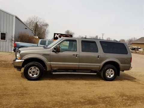 Ford Excursion For Sale In Worthing Sd