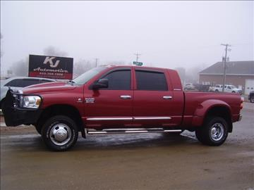 2007 Dodge Ram Pickup 3500 for sale in Worthing, SD