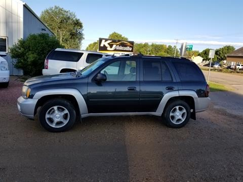 2006 Chevrolet TrailBlazer for sale in Worthing, SD