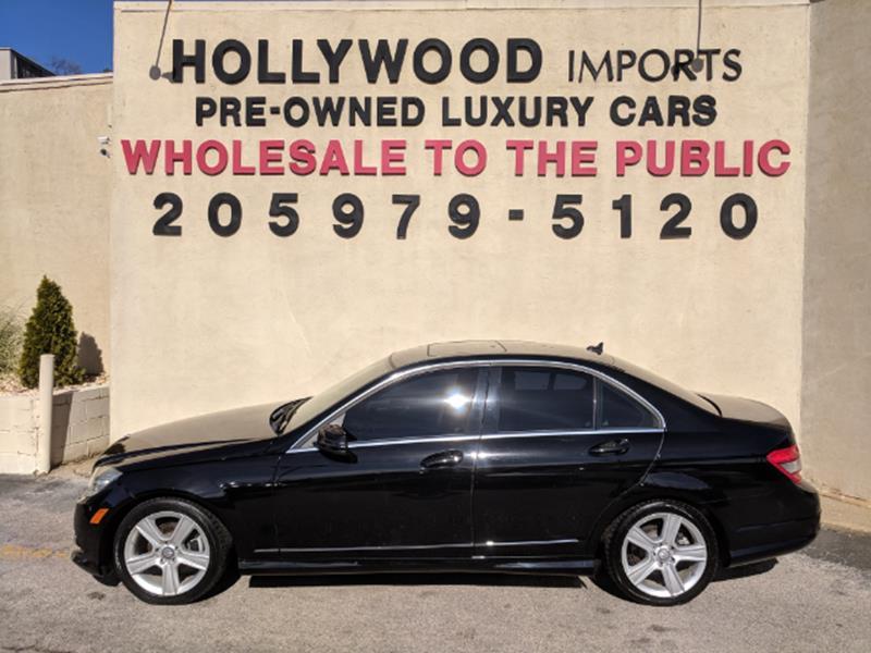 Mercedes benz c class for sale in birmingham al for Mercedes benz hoover al