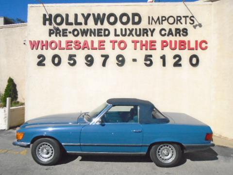 1973 Mercedes-Benz 450 SL for sale in Birmingham, AL