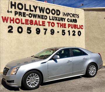 2012 Cadillac CTS for sale in Birmingham, AL
