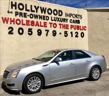 2012 Cadillac CTS for sale in Birmingham, AL