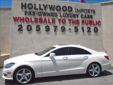 2014 Mercedes-Benz CLS for sale in Birmingham, AL