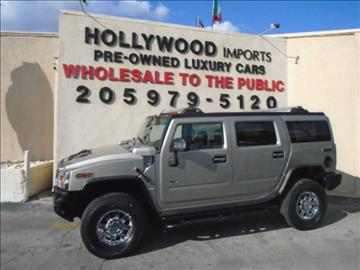 2003 HUMMER H2 for sale in Birmingham, AL