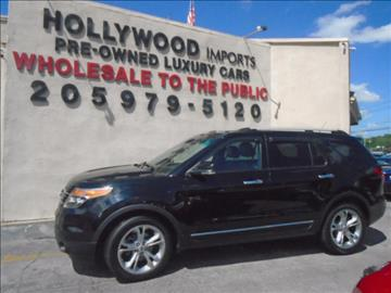 2012 Ford Explorer for sale in Birmingham, AL
