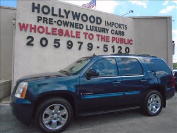 2007 GMC Yukon for sale in Birmingham, AL