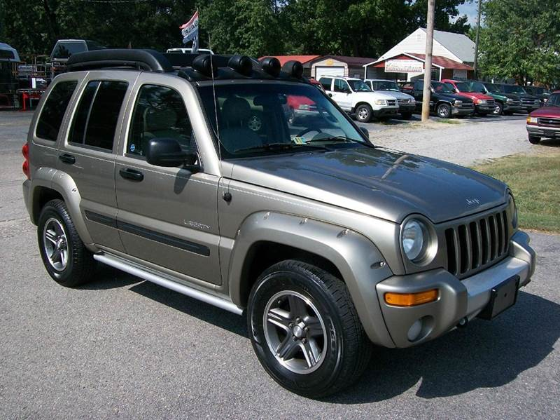 2004 jeep liberty renegade 4wd 4dr suv in hopewell va. Black Bedroom Furniture Sets. Home Design Ideas