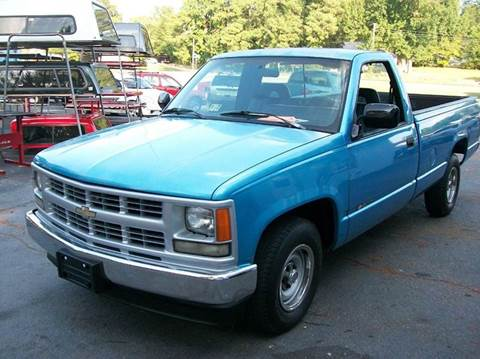 Chevrolet CK 1500 Series For Sale in Virginia  Carsforsalecom