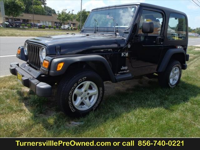 2004 Jeep Wrangler for sale in sicklerville NJ
