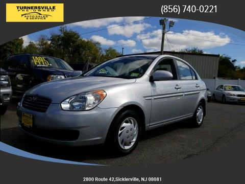 2006 Hyundai Accent for sale in Sicklerville, NJ