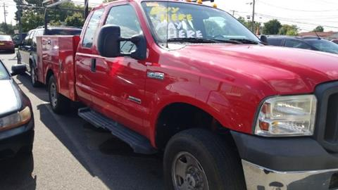 2007 Ford F-250 Super Duty for sale in Sicklerville, NJ