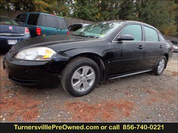 2009 Chevrolet Impala for sale in Sicklerville, NJ
