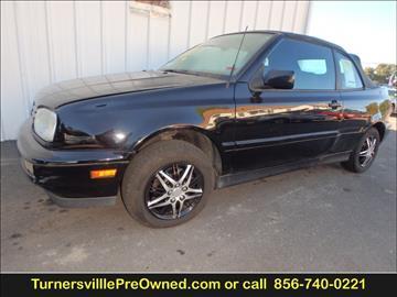 1998 Volkswagen Cabrio for sale in Sicklerville, NJ