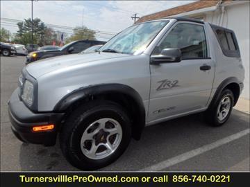 2002 Chevrolet Tracker for sale in Sicklerville, NJ
