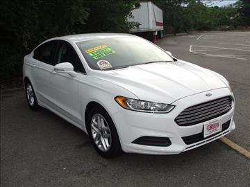 2016 Ford Fusion for sale in Malden, MA