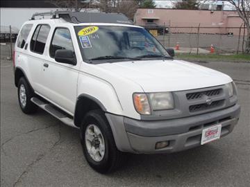 2000 Nissan Xterra for sale in Malden, MA