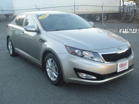 2013 Kia Optima for sale in Malden MA