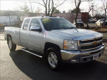 2012 Chevrolet Silverado 1500 for sale in Malden, MA