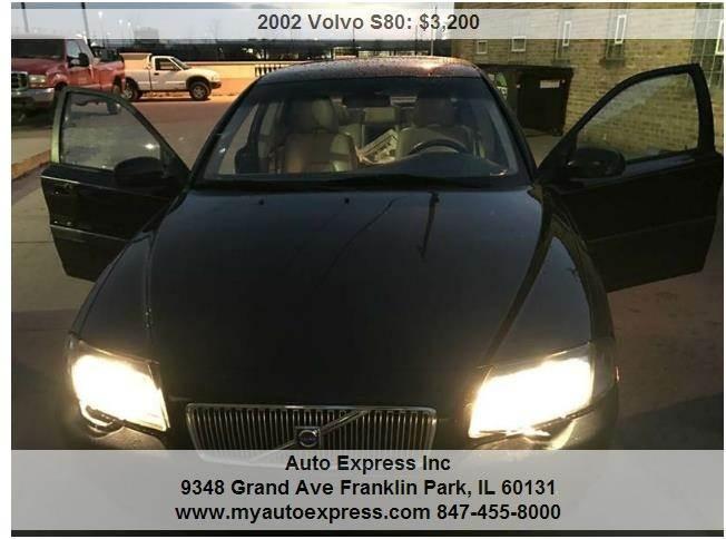 2002 Volvo S80 2.9 4dr Sedan - Franklin Park IL