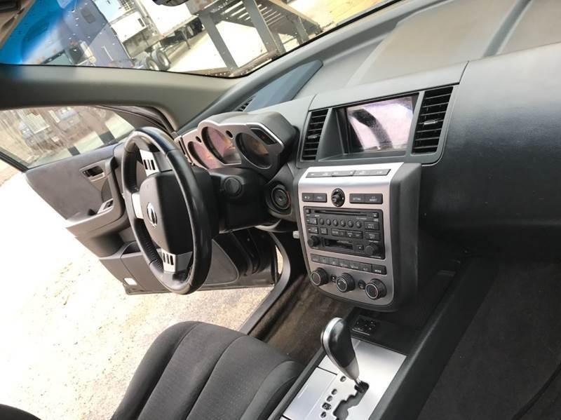 2004 Nissan Murano SL 4dr SUV - Franklin Park IL