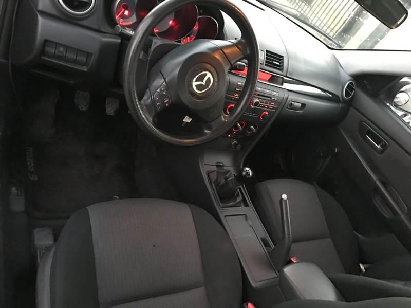 2008 Mazda MAZDA3 i Sport 4dr Sedan 4A - Franklin Park IL