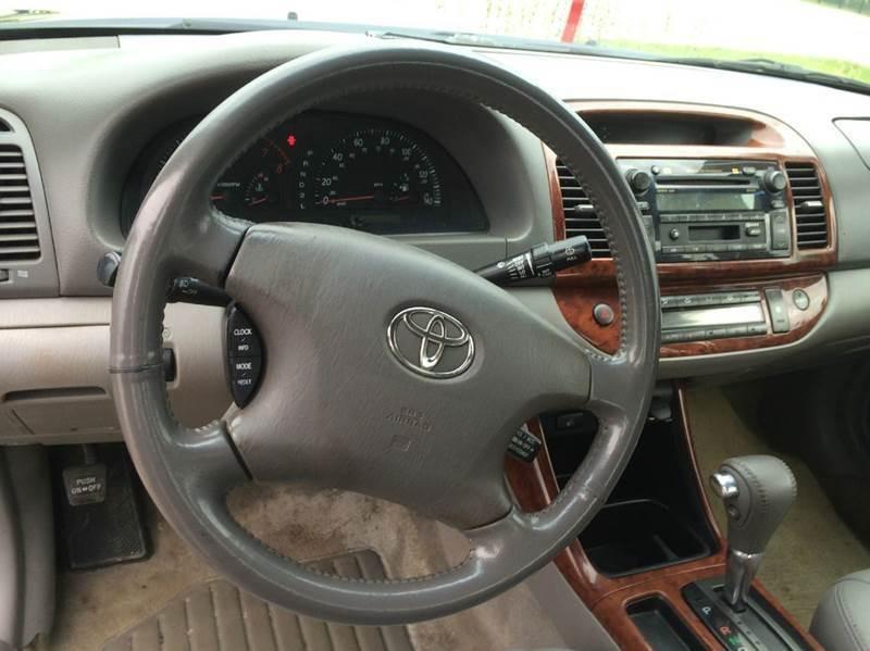 2003 Toyota Camry XLE 4dr Sedan - Franklin Park IL