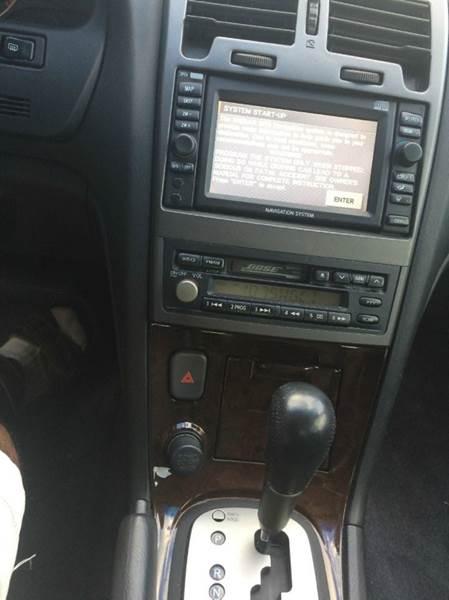2002 Nissan Maxima GLE 4dr Sedan - Franklin Park IL