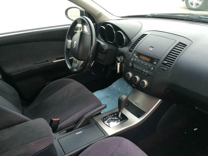 2006 Nissan Altima 2.5 S 4dr Sedan w/Automatic - Franklin Park IL