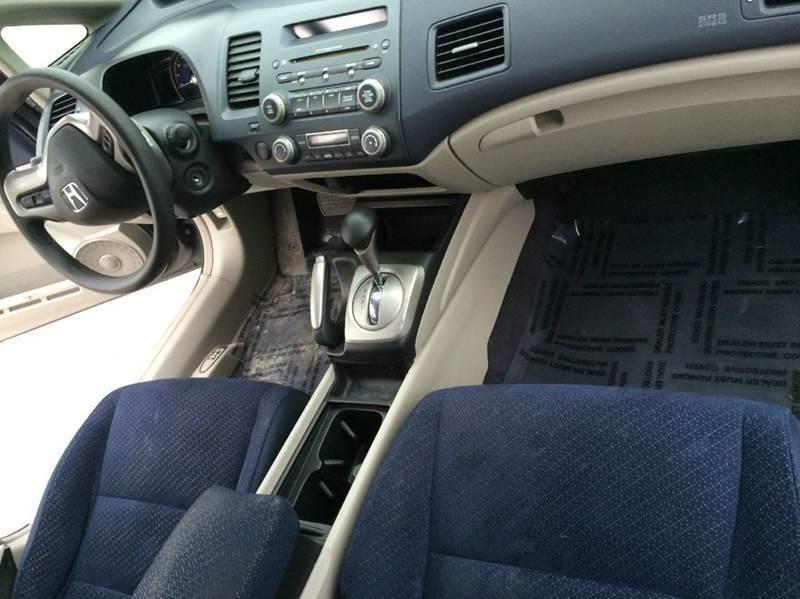 2006 Honda Civic Hybrid 4dr Sedan - Franklin Park IL