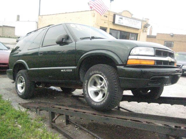 2002 Chevrolet Blazer For Sale In Franklin Park Il