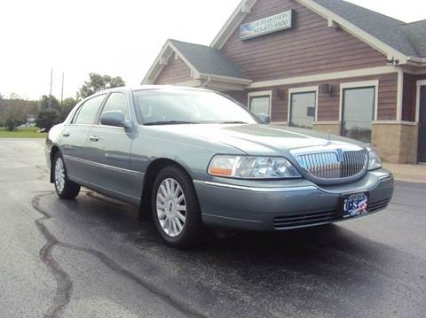 2005 Lincoln Town Car For Sale Illinois