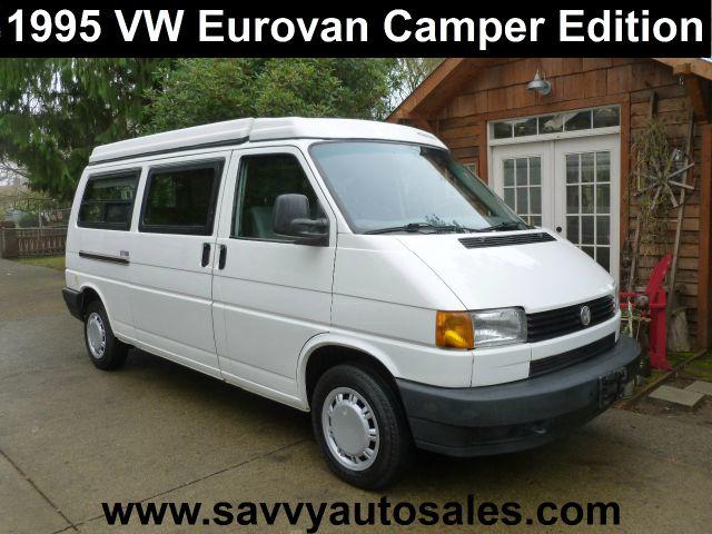 1995 volkswagen eurovan camper used volkswagen eurovan for sale in portland oregon search. Black Bedroom Furniture Sets. Home Design Ideas