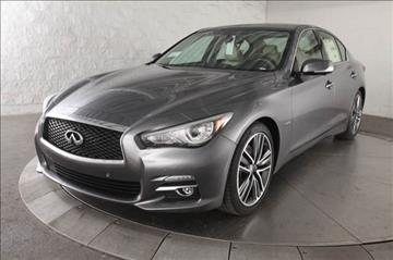 2016 Infiniti Q50 for sale - Carsforsale.com