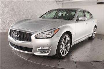 2016 Infiniti Q70L for sale in Austin, TX