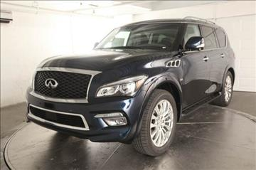 2017 Infiniti QX80 for sale in Austin, TX