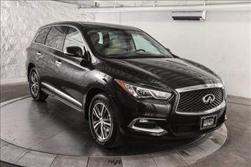 2017 Infiniti QX60 for sale in Austin, TX