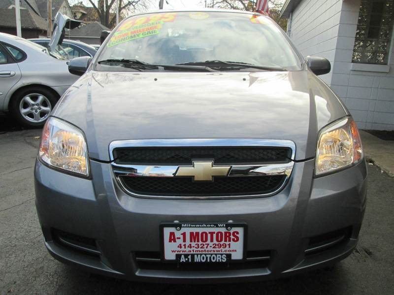 2011 Chevrolet Aveo