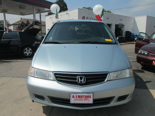 2004 Honda Odyssey