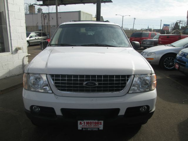 2003 FORD EXPLORER XLT 4WD 4DR SUV white vehicle notes a1 motors llc  4440 w