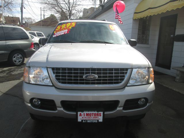 2004 FORD EXPLORER XLT 4DR SUV silver vehicle located at 7623 w greenfield av