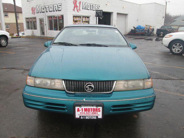 1993 Mercury Cougar