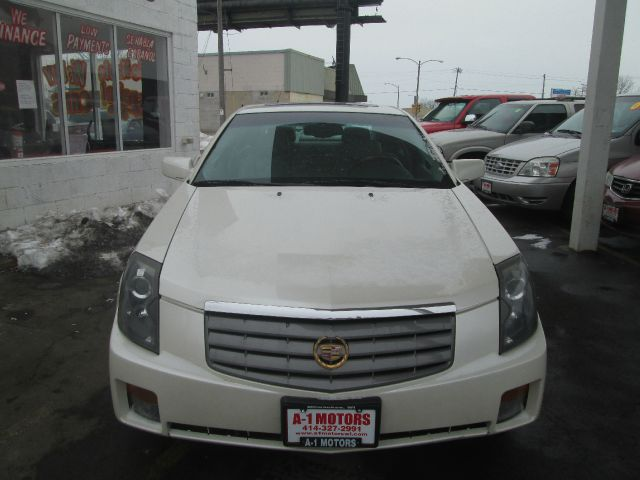 2003 CADILLAC CTS BASE 4DR SEDAN white 1  a1 motors llc  4440 w forest home a